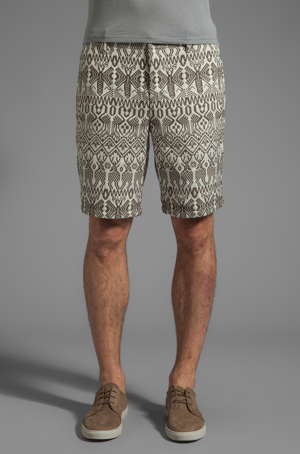 life/after/denim Seaside Short in Bone
