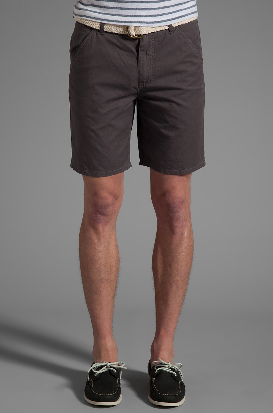 life/after/denim Maldives Chino Short in Castlerock