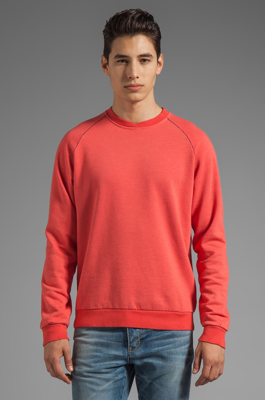 life/after/denim Paddle Boat Sweatshirt in Melon