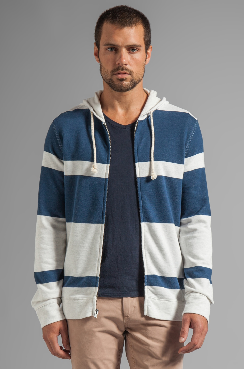 life/after/denim River City Hoodie in Navy