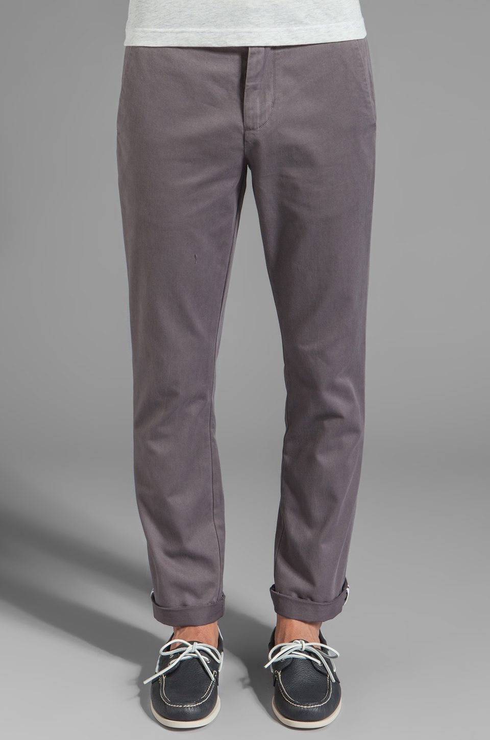 life/after/denim Slim Fit Chino in Castlerock