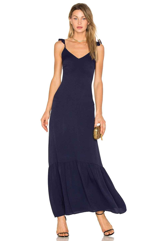 Vella Frill Maxi Dress