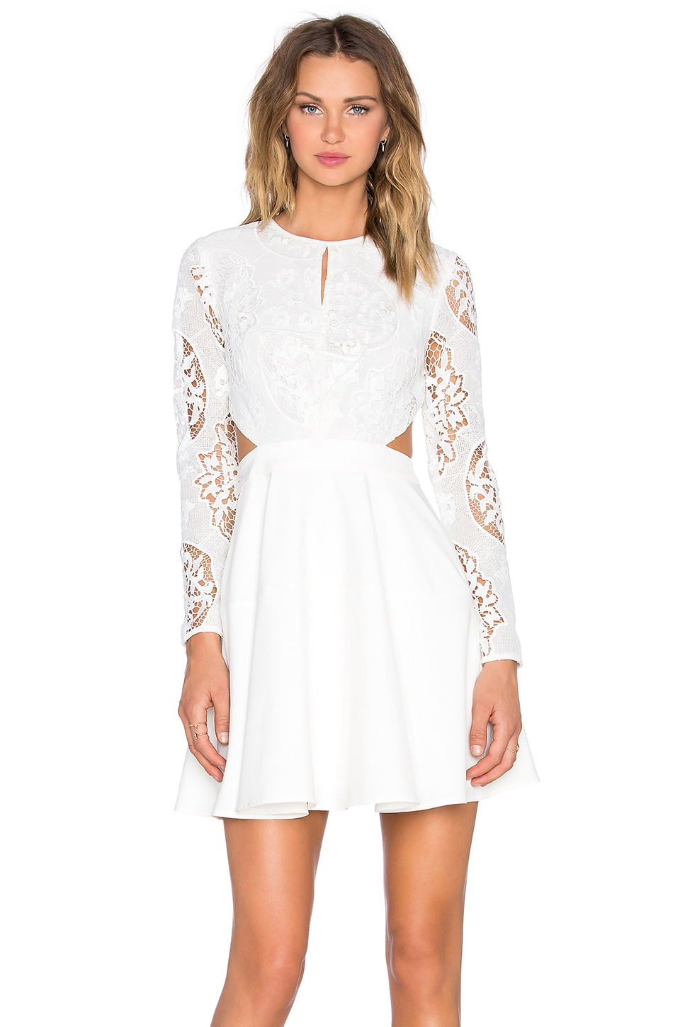 Mon Cherie Lace Dress by Line & Dot