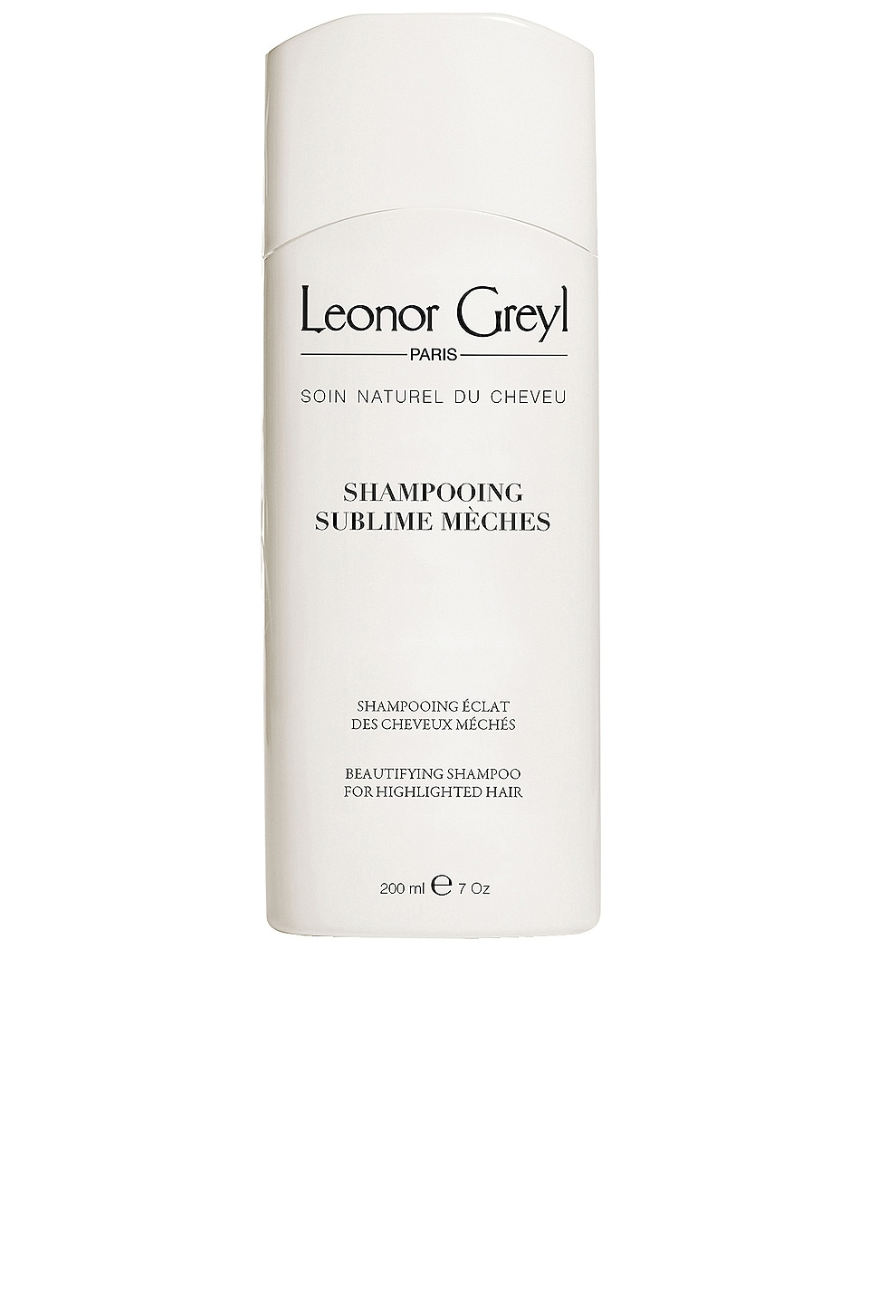 Leonor Greyl Paris Shampooing Sublime Meches Shampoo for Highlights