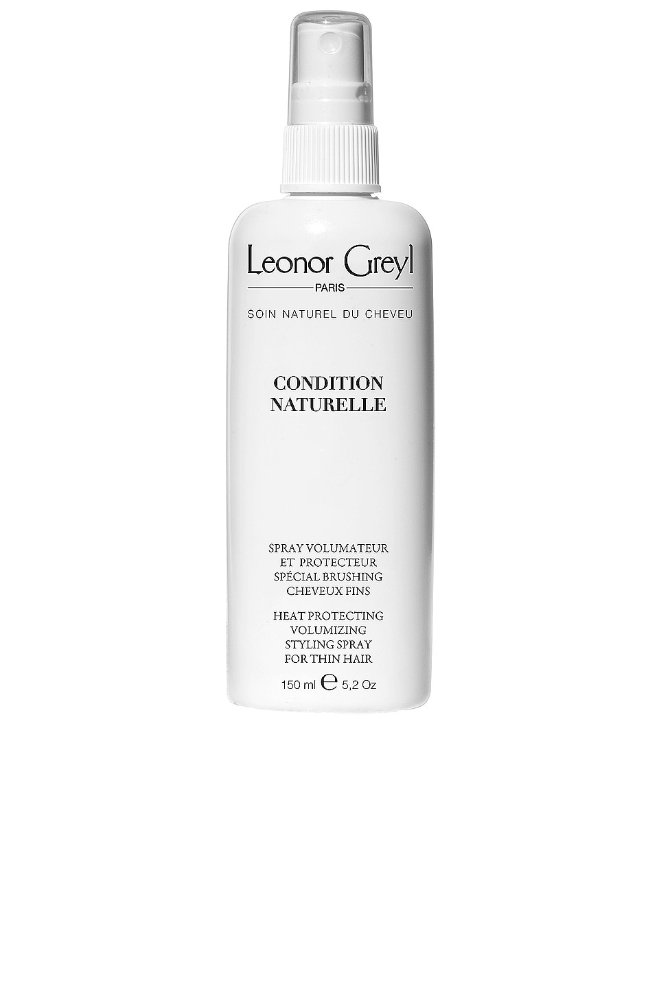 Leonor Greyl Paris Condition Naturelle Heat Protective & Volumizing Spray