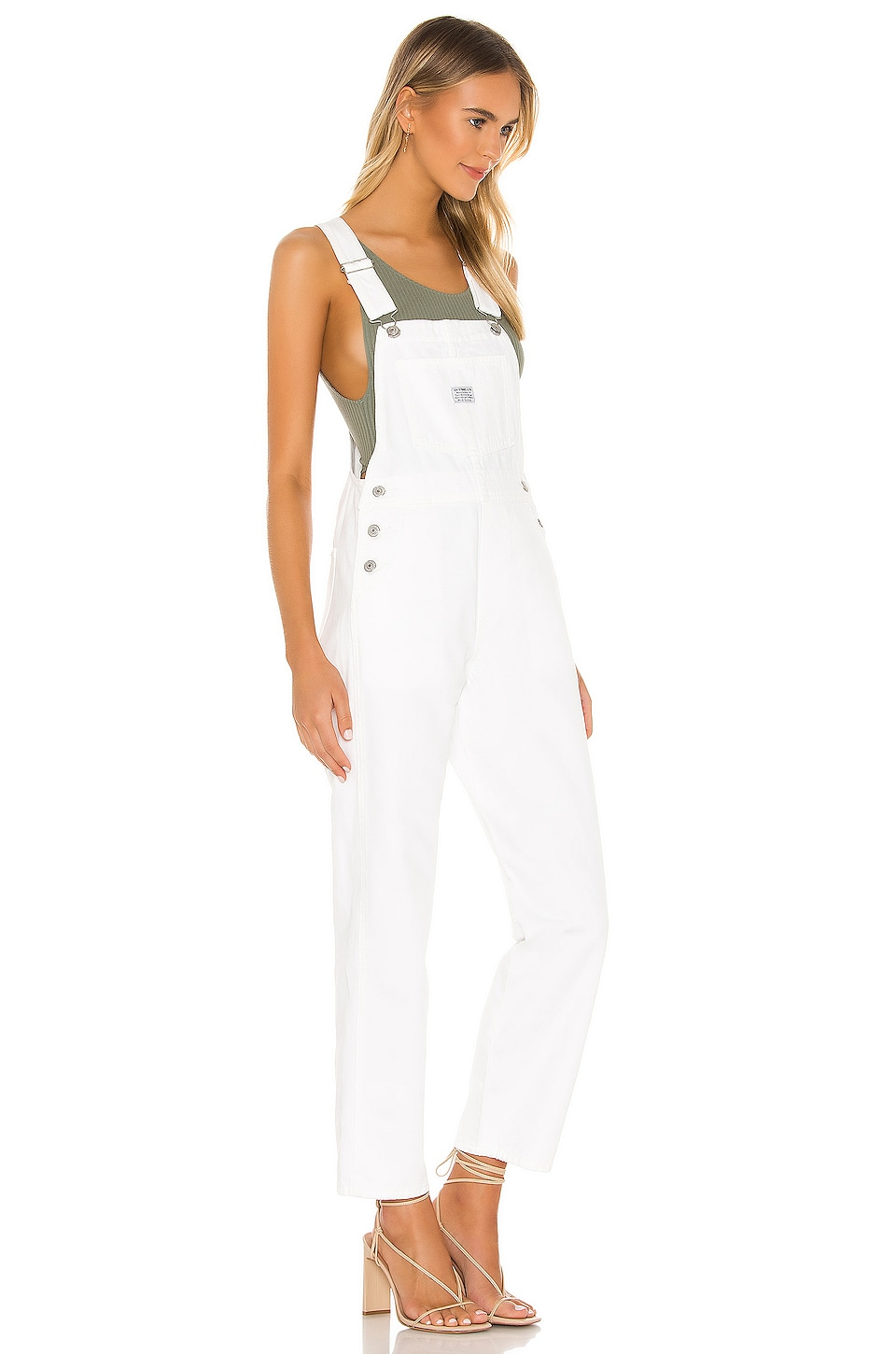 Vintage Overalls, view 2, click to view large image.