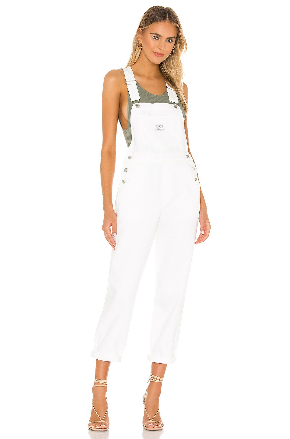 Vintage Overalls, view 4, click to view large image.