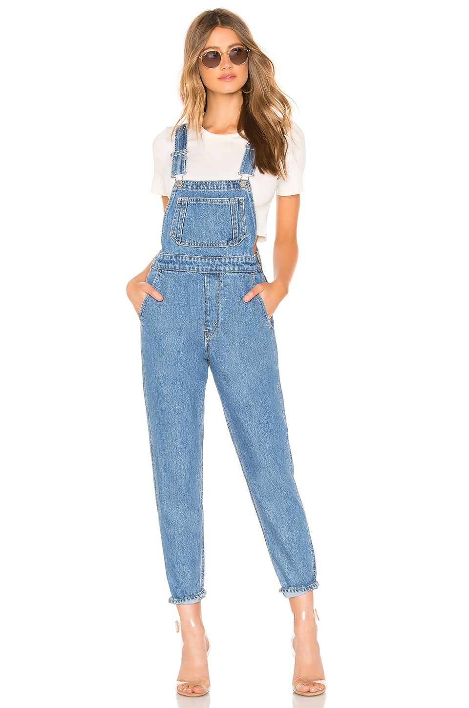 LEVI'S Mom Overall in Hey Shorty