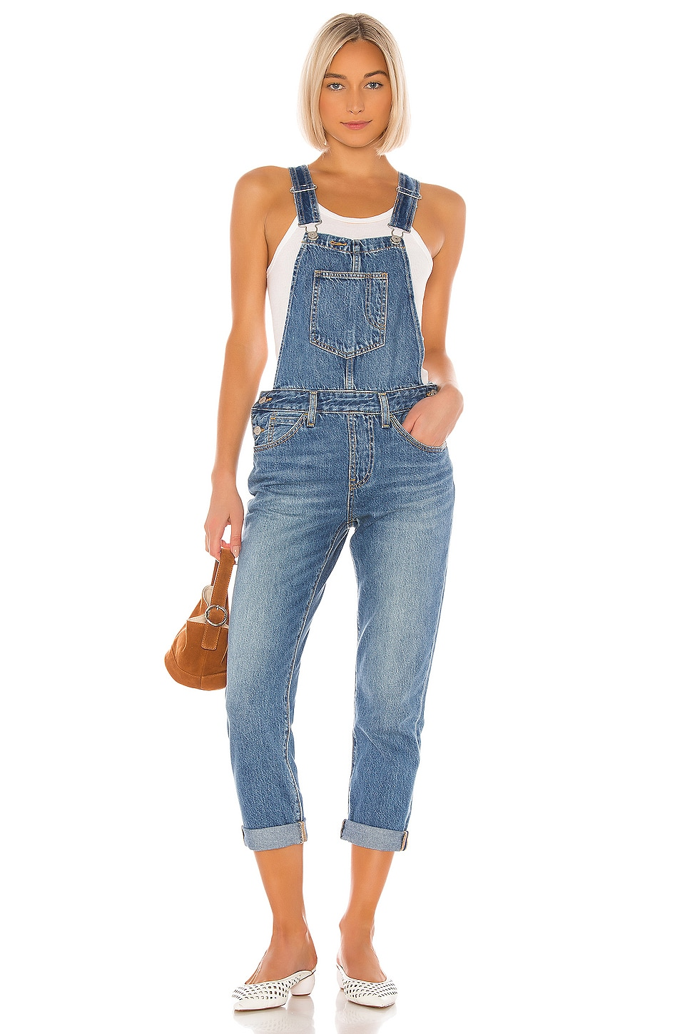 LEVI'S Original Overall in Bottom End
