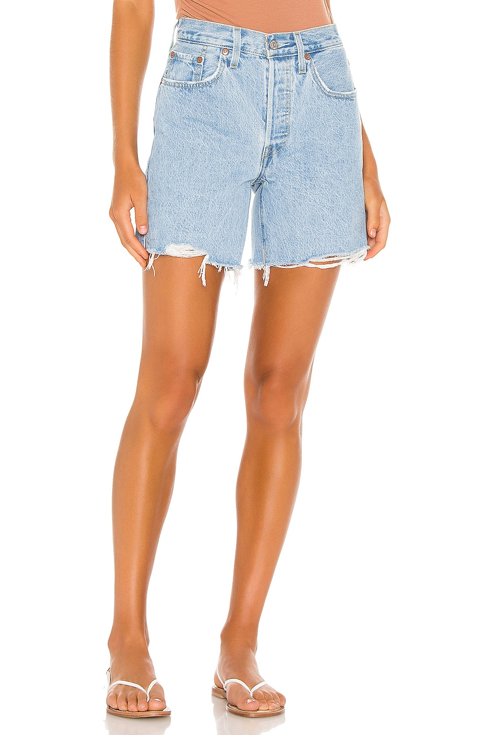 501 Mid Thigh Short             LEVI'S                                                                                                       CA$ 94.58 5
