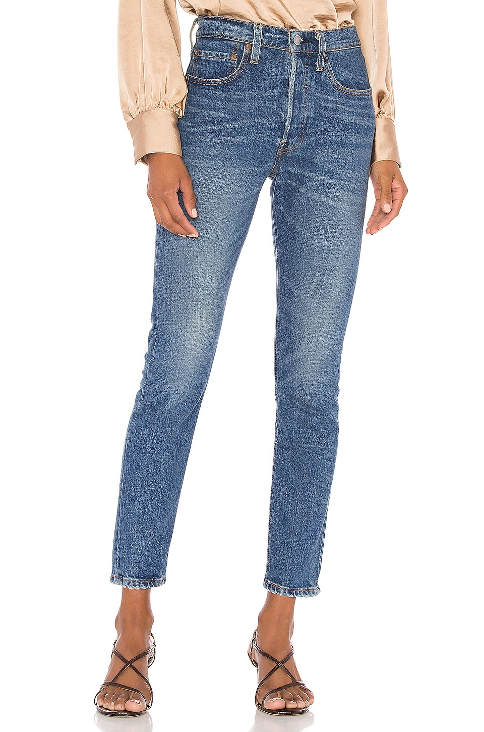 LEVI'S 501 Skinny in We The People