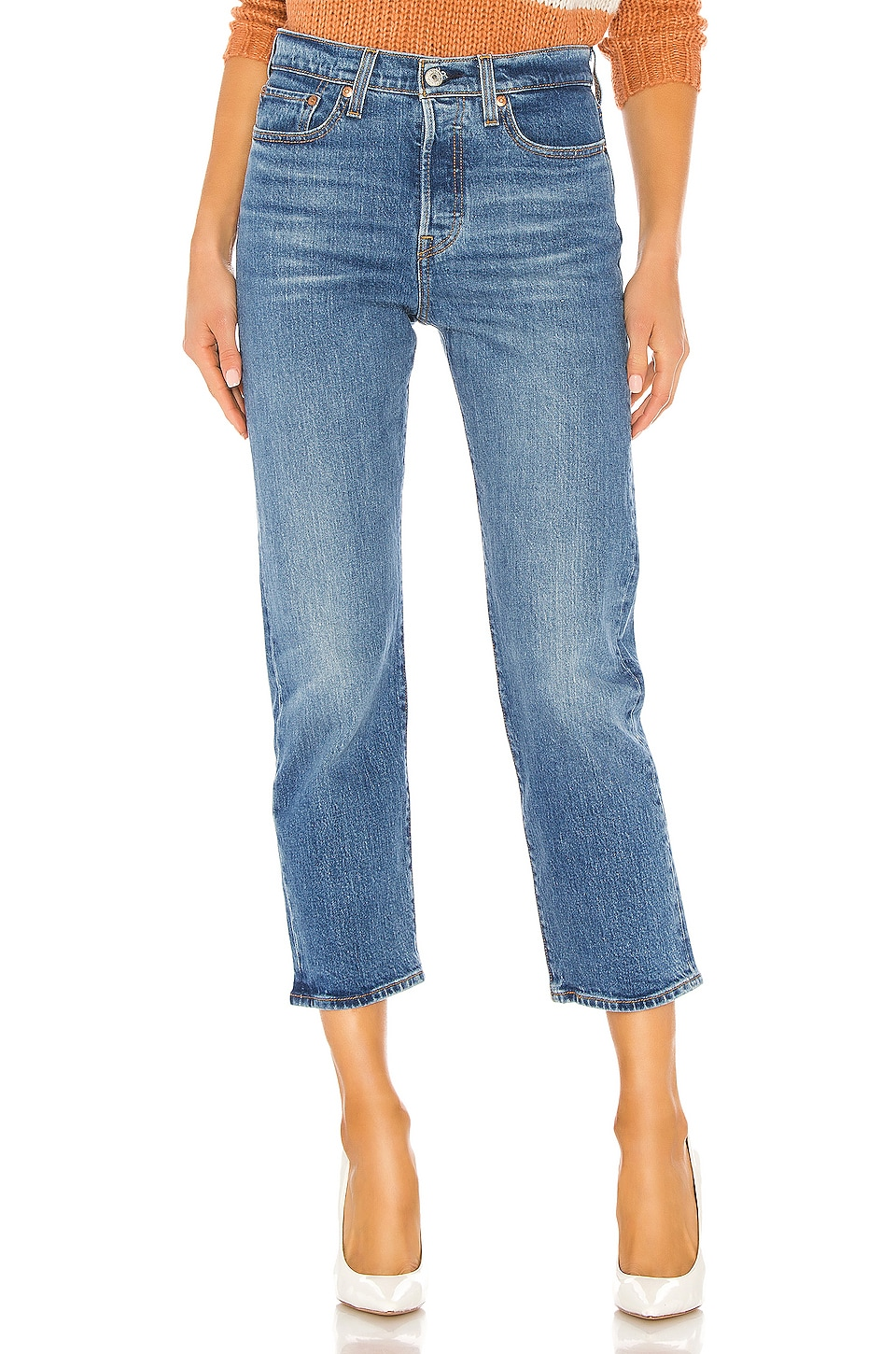 Wedgie Straight             LEVI'S                                                                                                                                         Sale price:                                                                       CA$ 89.87                                                                  Previous price:                                                                       CA$ 137.62 7