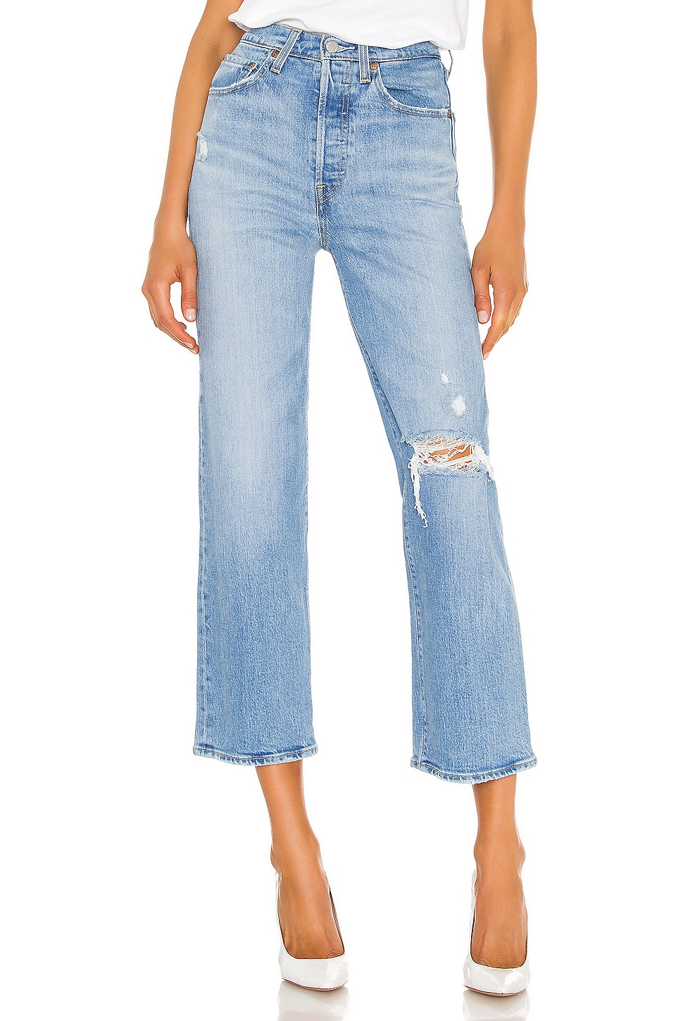 Ribcage Straight Ankle             LEVI'S                                                                                                       CA$ 139.34 1