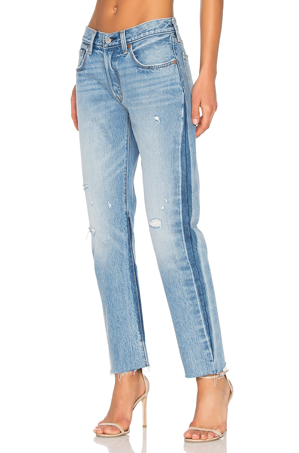 LEVI'S 501 Crop in You Pretty Thing