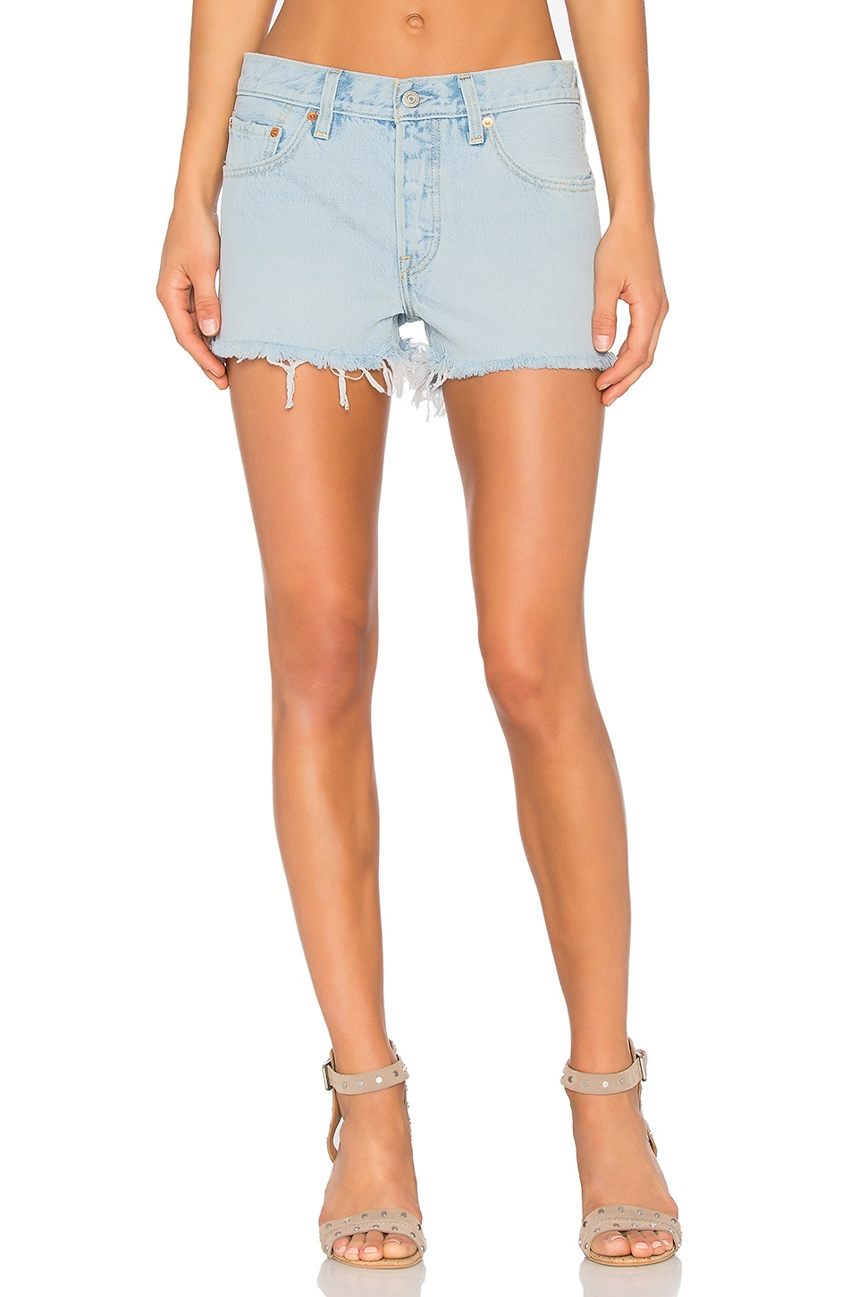 LEVI'S Classic 501 Short in Bowie Blue