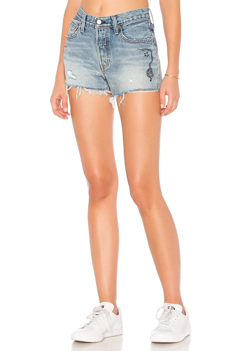 x REVOLVE 501 Birthday Short by Levi'S