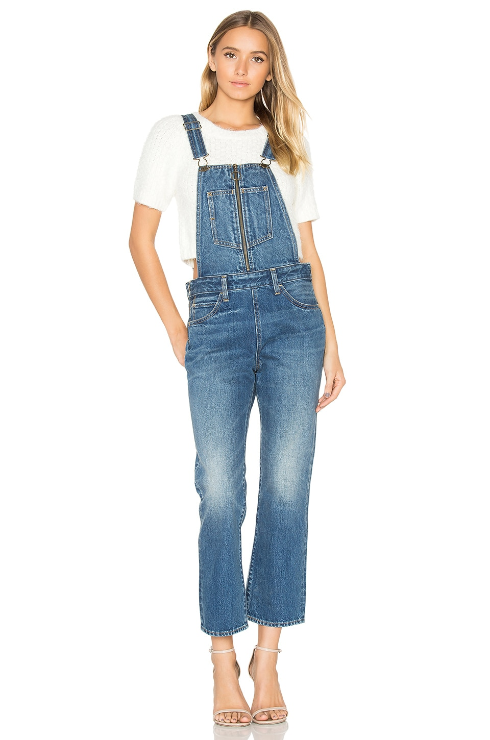 Orange Tab Overalls by LEVI'S