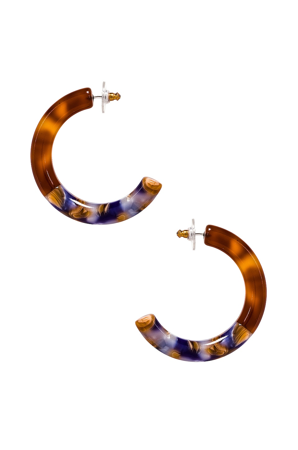 Broadway Hoop Earrings