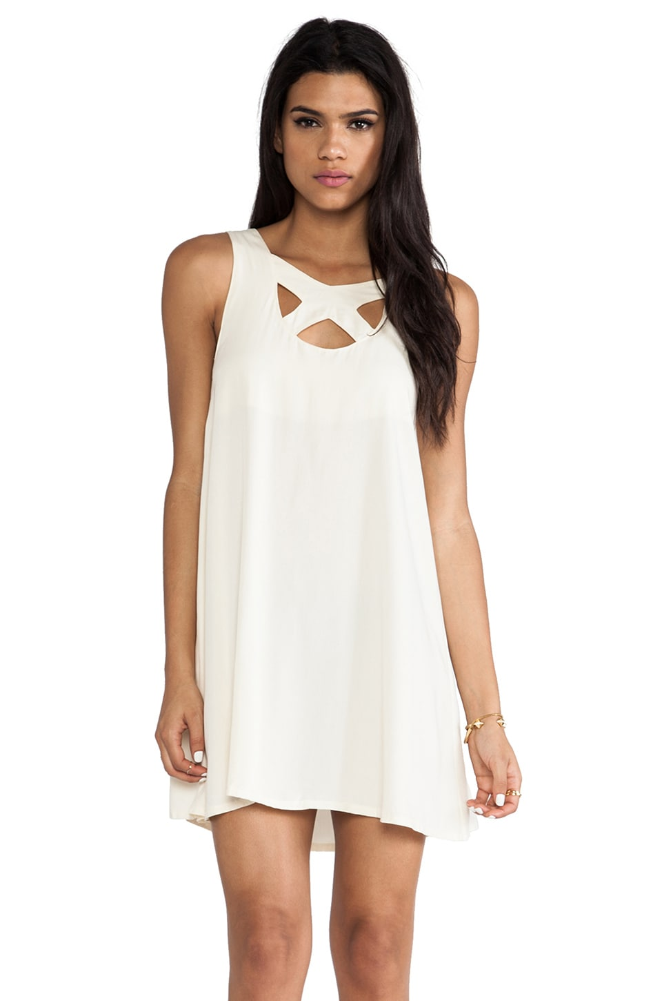 LENNI XX Dress in Cream