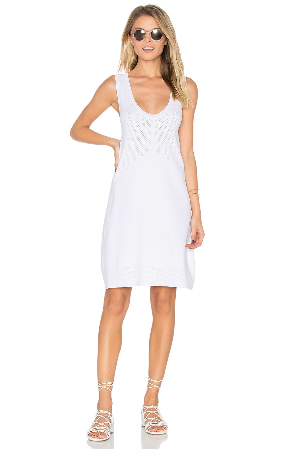 V Neck Tank Dress by LEO & SAGE