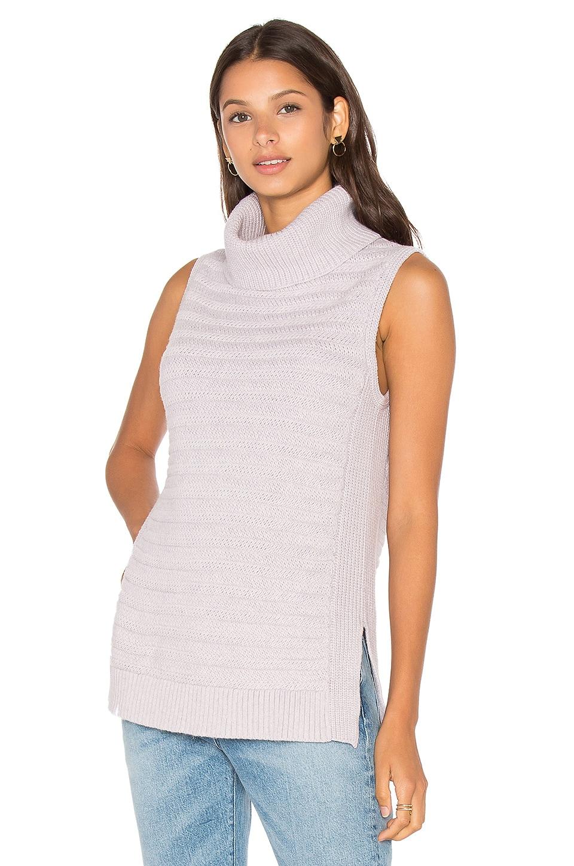 Sleeveless Turtleneck Sweater by LEO & SAGE