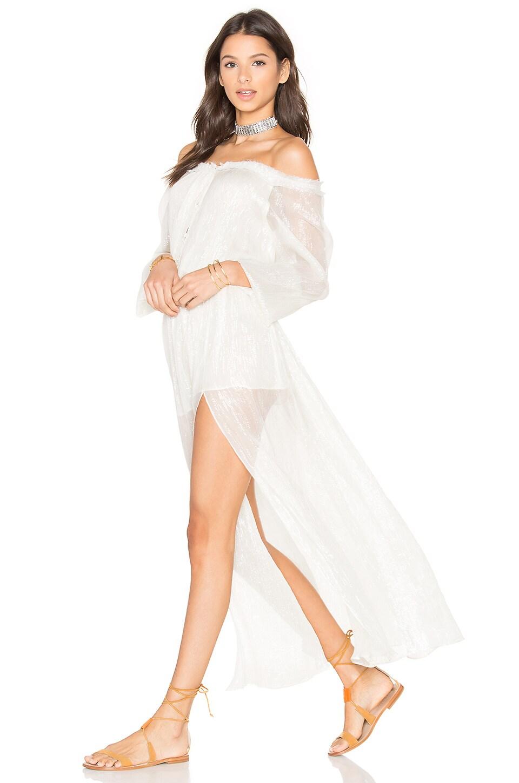 Smocked Maxi Dress by Loveshackfancy