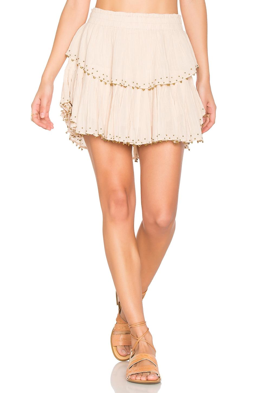 Ruffle Mini Skirt Fashion Skirts