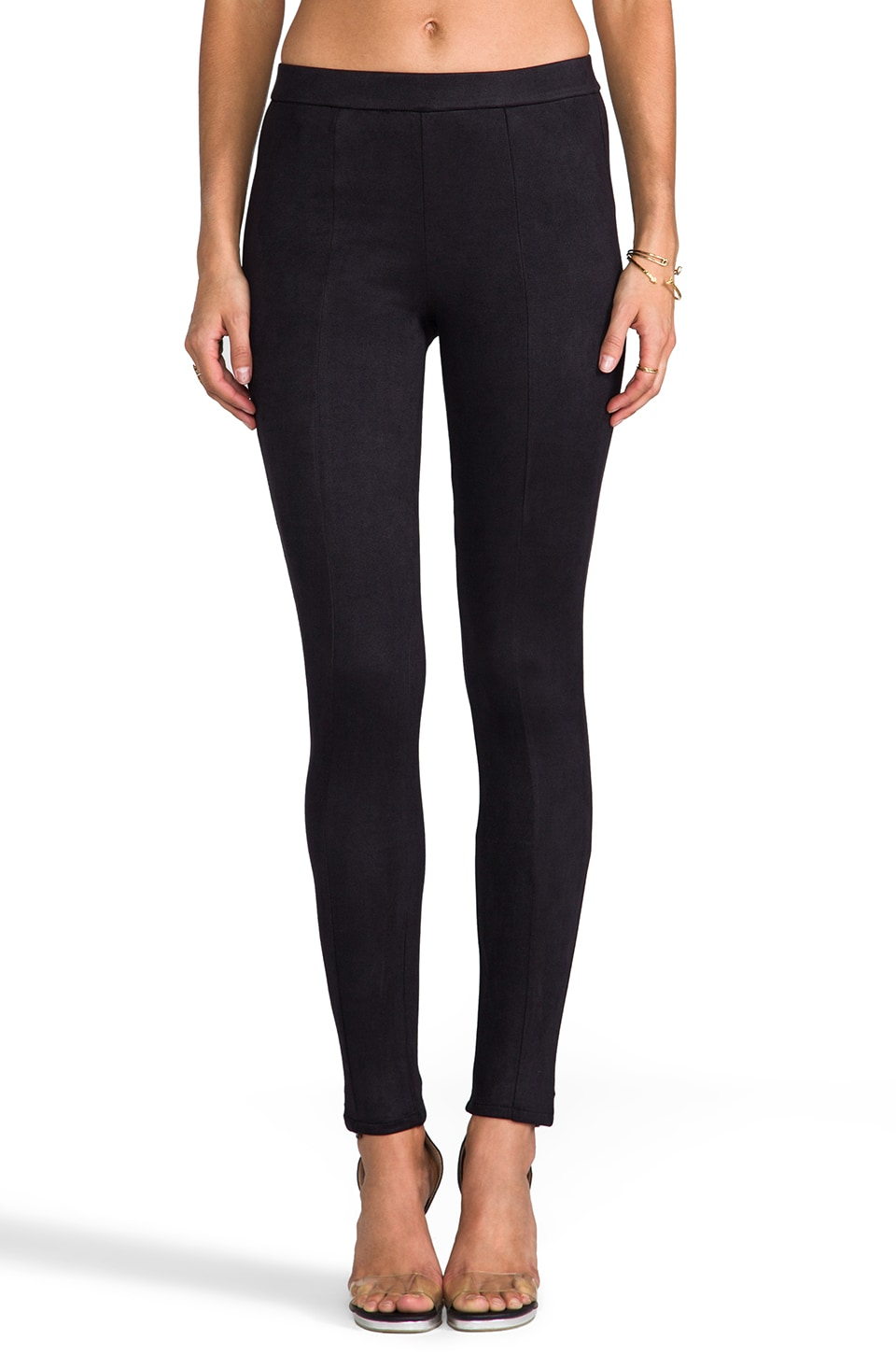 Level 99 Elsie Legging in Black