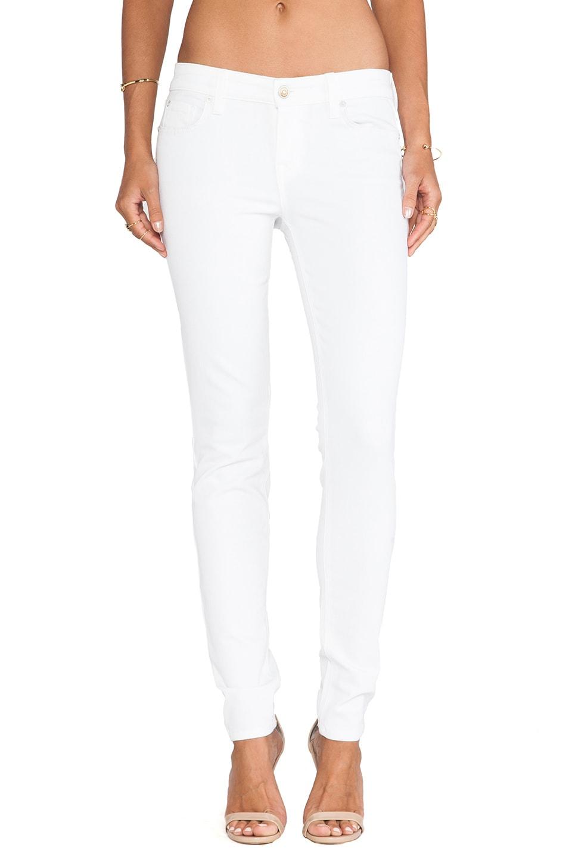 Level 99 Liza Skinny in FW White