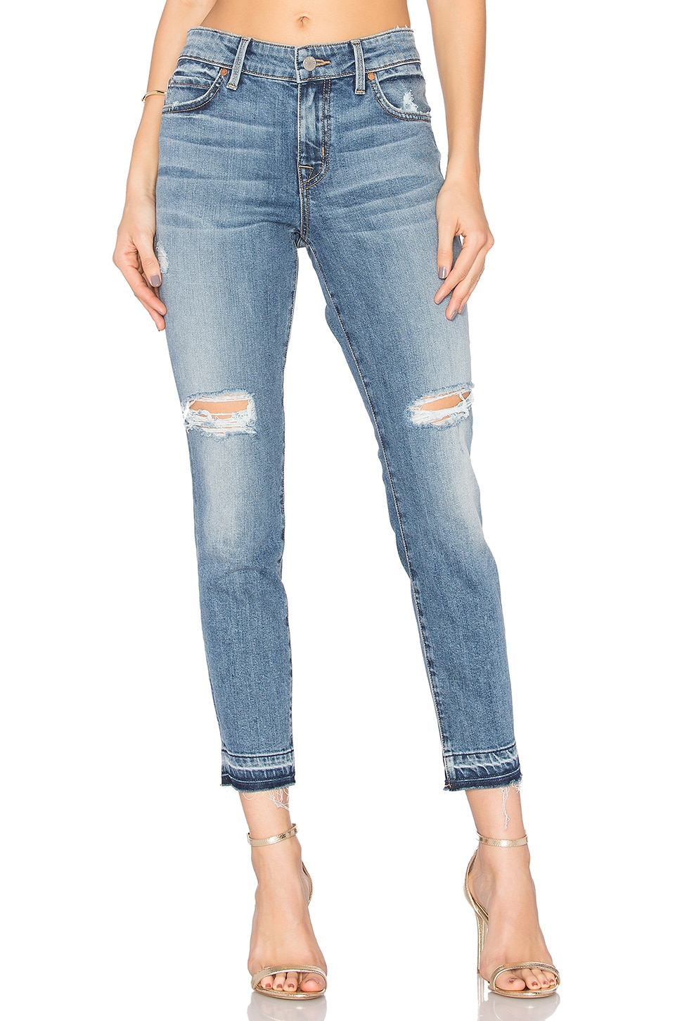Amber Slouchy Skinny by Level 99