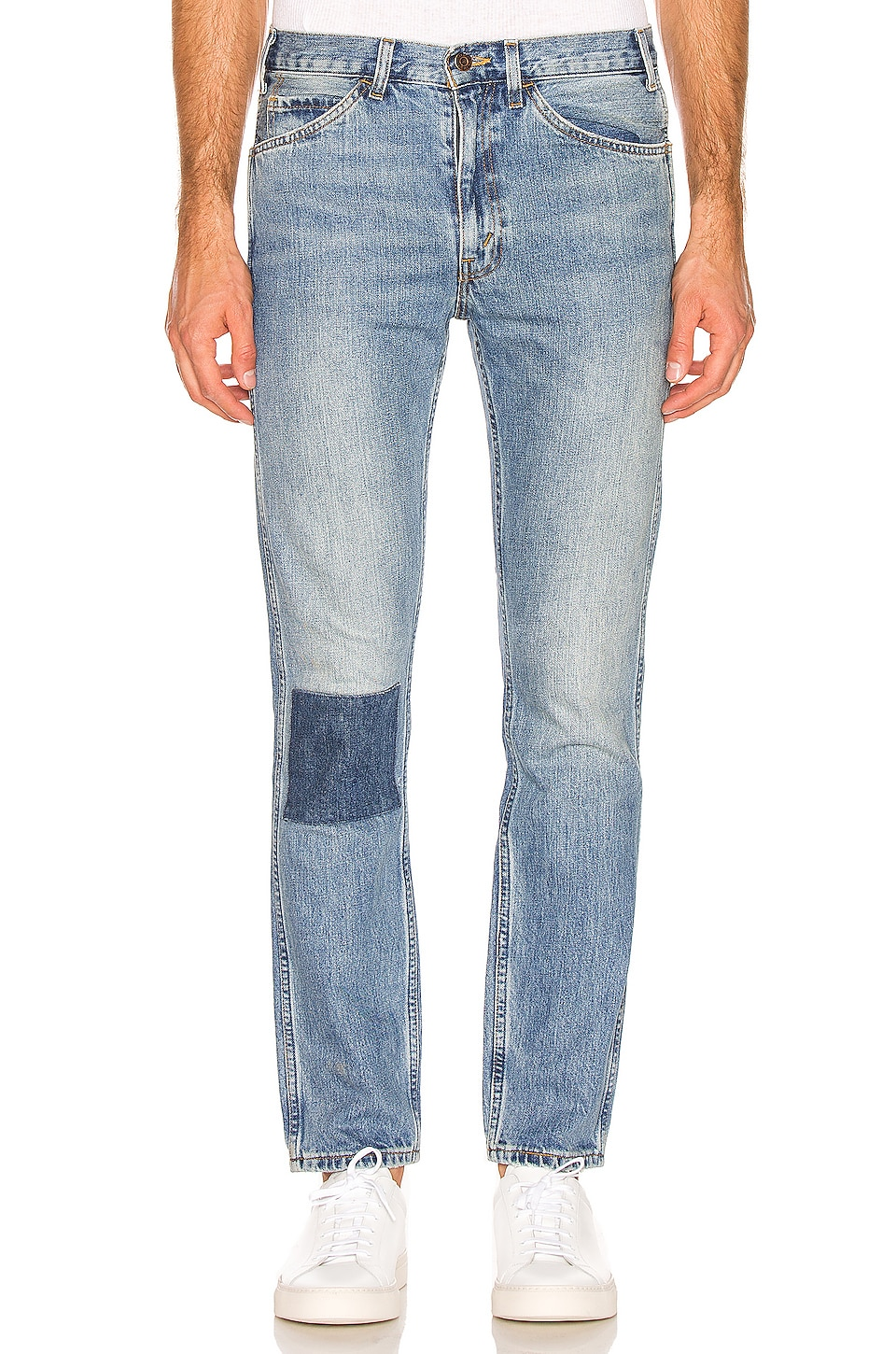 LEVI'S Vintage Clothing 1969 606 Jeans in Skywriter