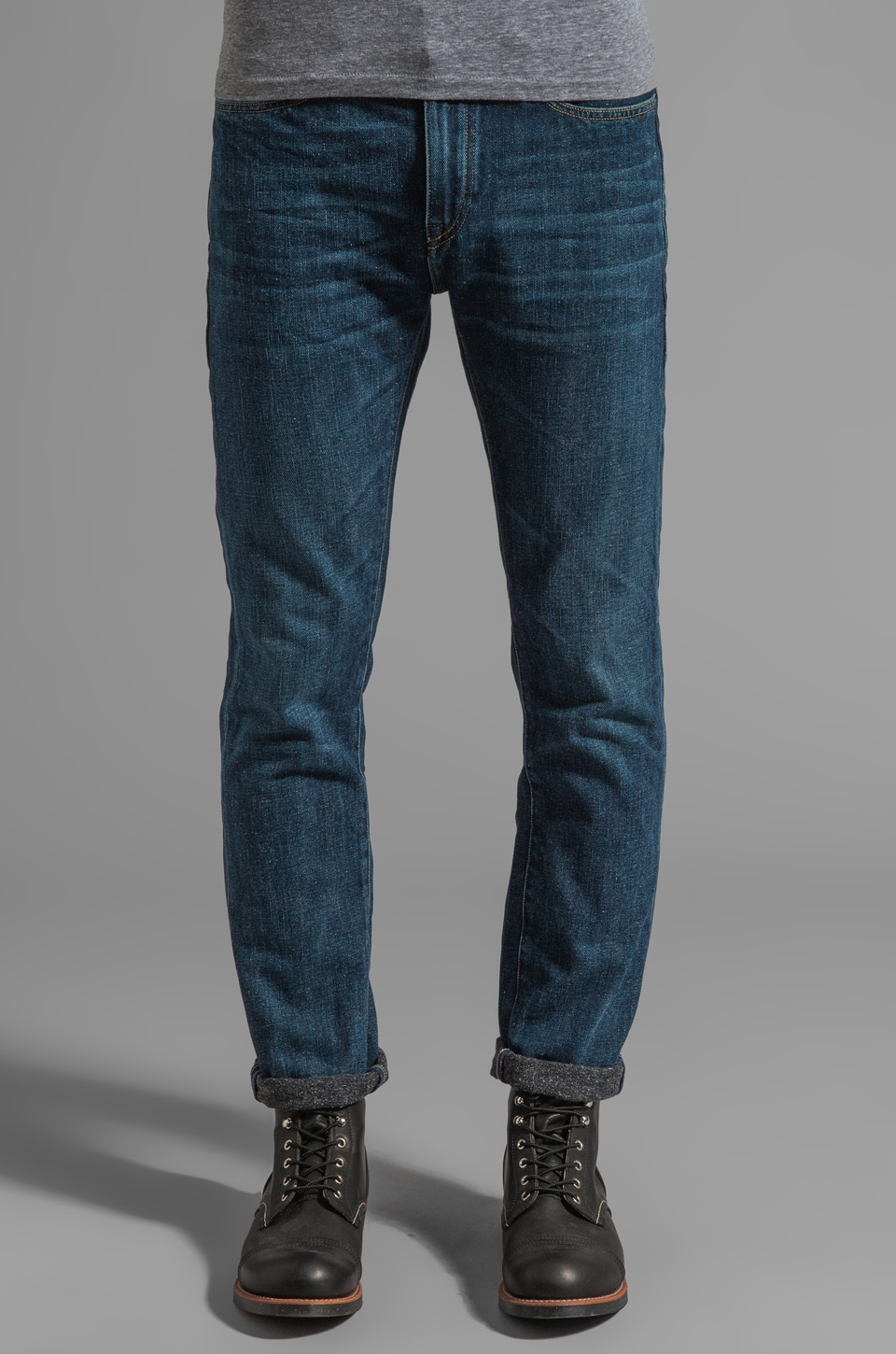 LEVI'S: Made & Crafted Tack Slim in Shattered