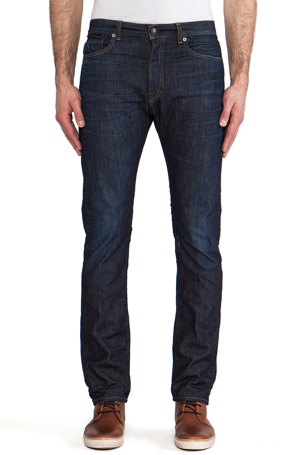 LEVI'S: Made & Crafted Made in the USA Tack Slim in Less