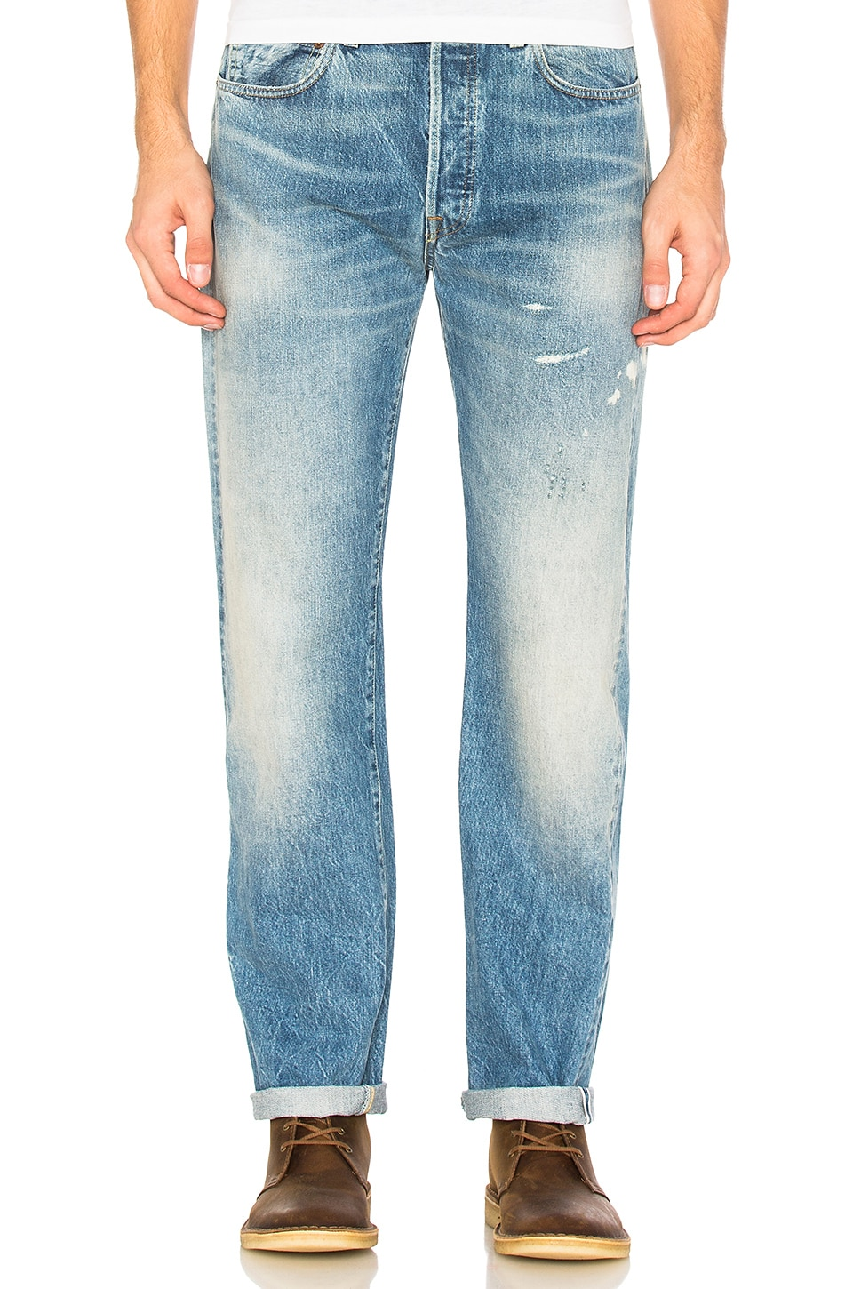 Photo of 1966 501 Jeans by LEVI'S Vintage Clothing men clothes