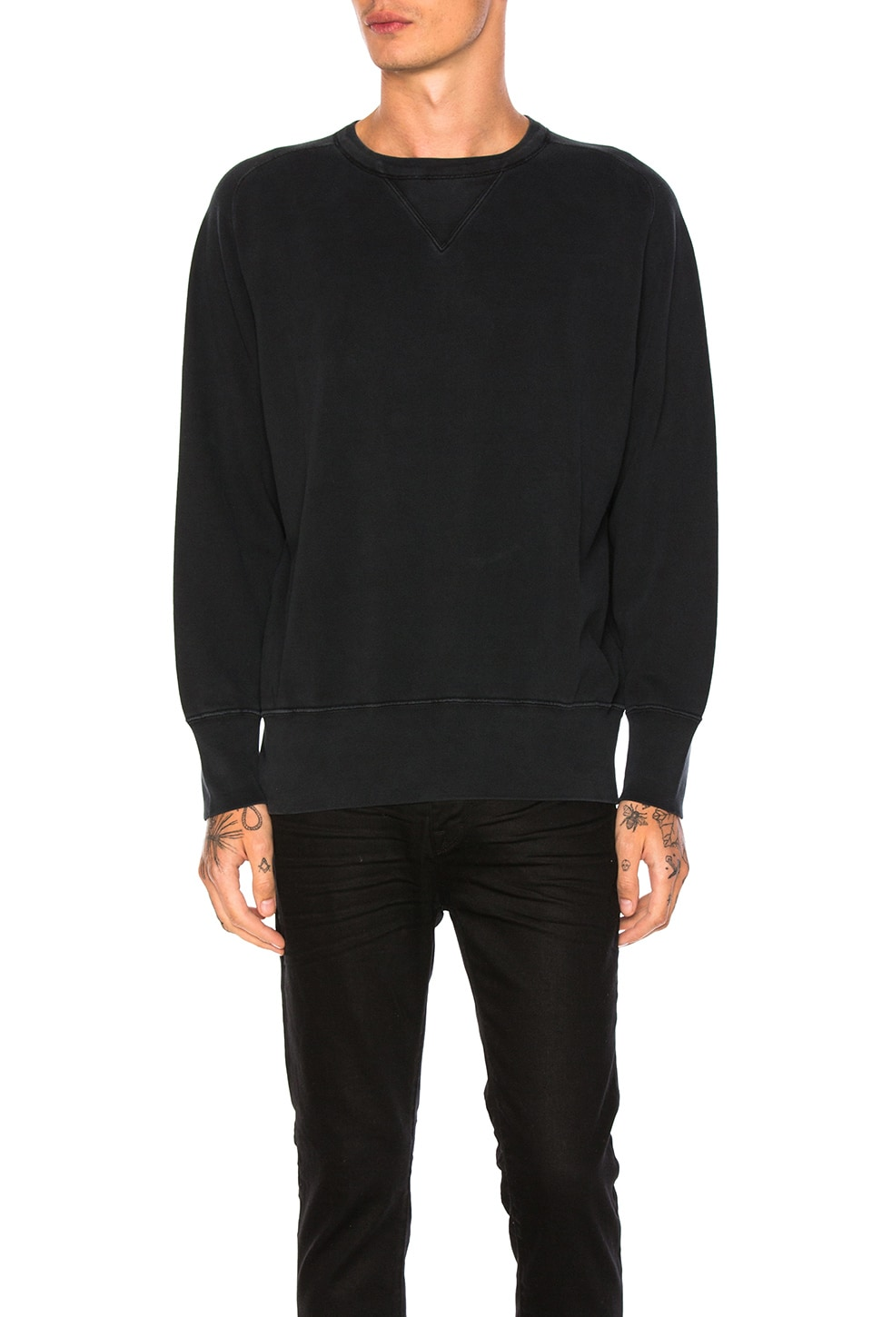 Photo of Bay Meadows Sweatshirt by LEVI'S Vintage Clothing men clothes