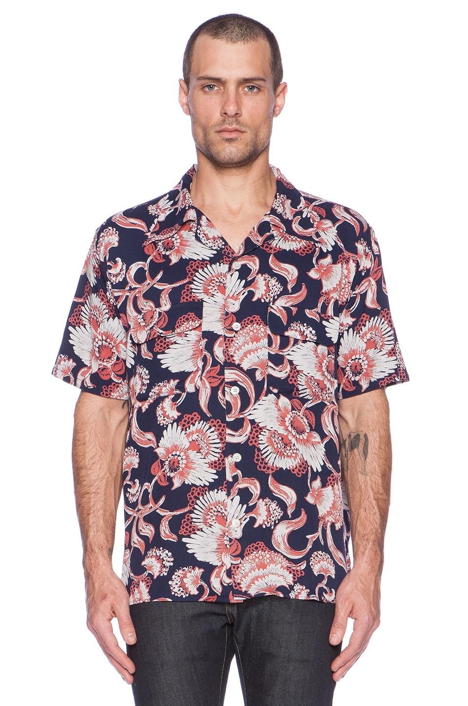levi s vintage clothing 1950 s hawaiian shirt in