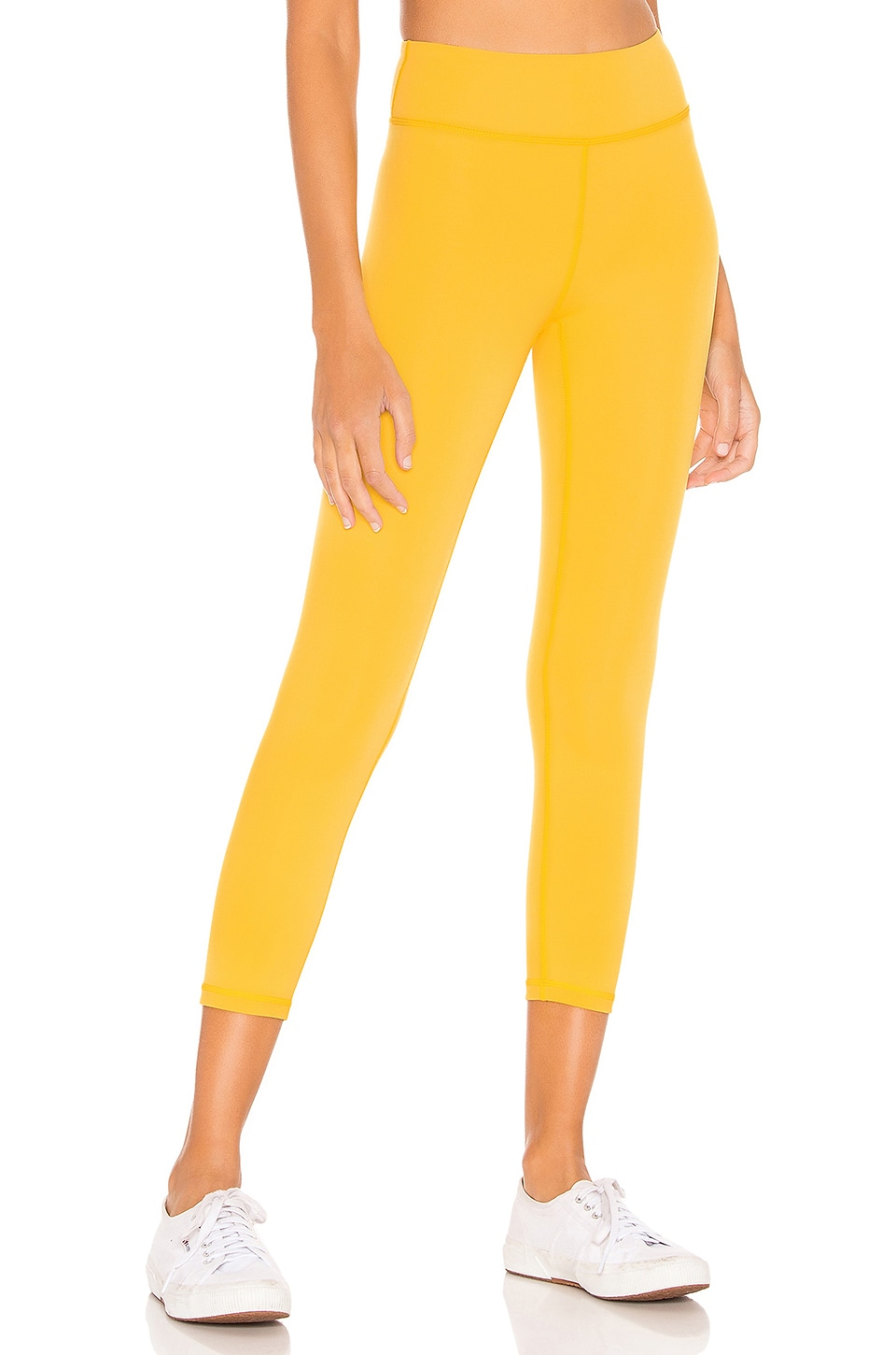 lovewave Luka Pant in Yellow