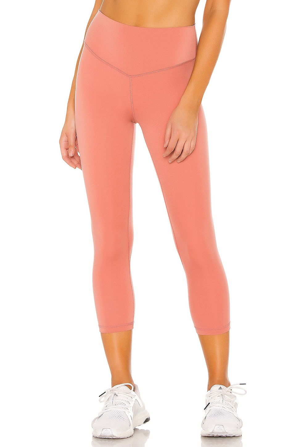 lovewave The Decker Pant in Blush Rose