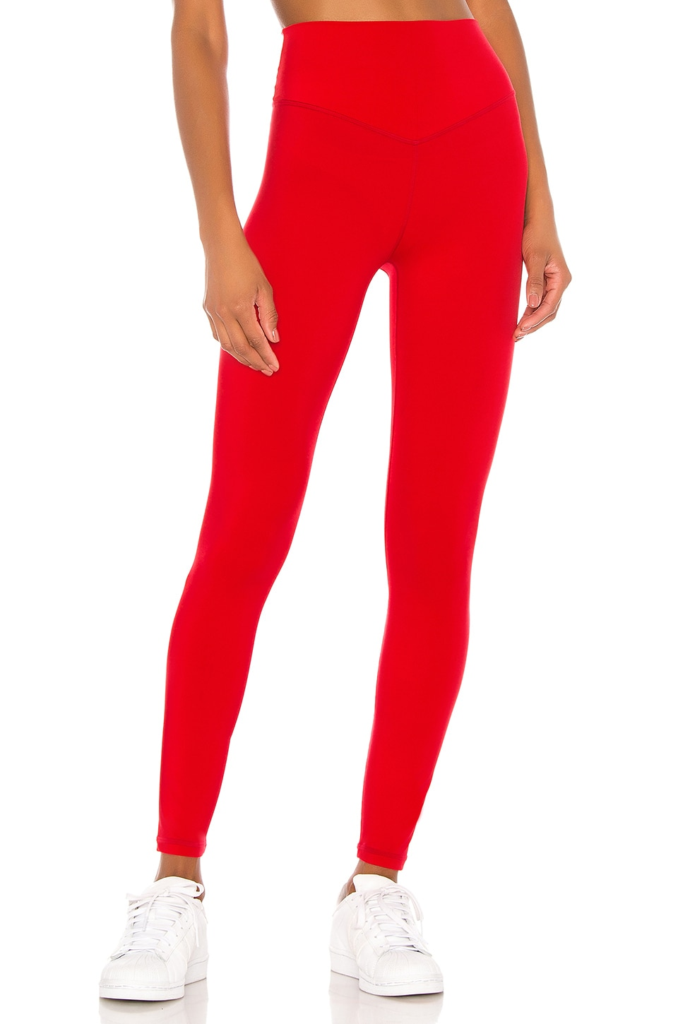 lovewave The Jackson Pant in Scarlet
