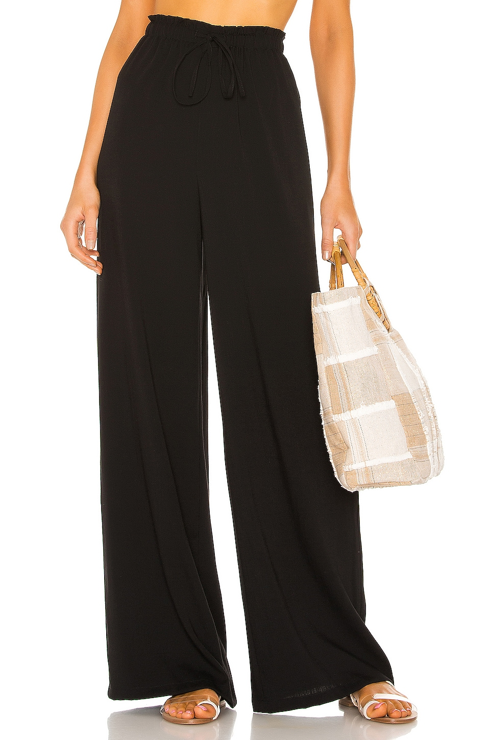lovewave Kaya Pants in Black