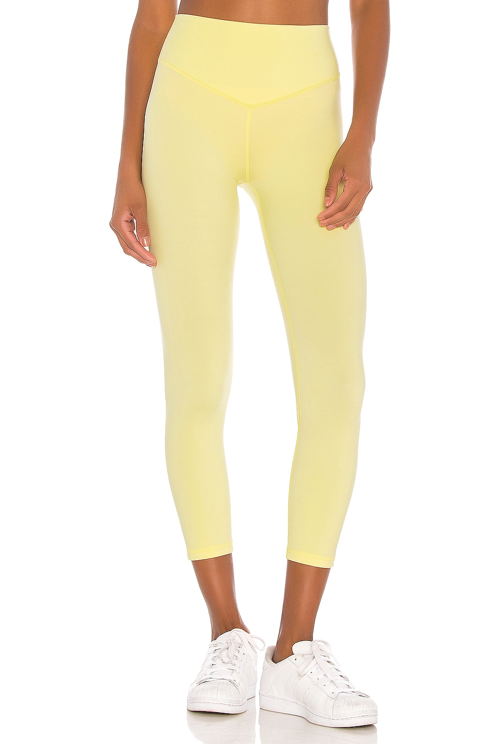 lovewave The Rowan Pant in Lemon Drop
