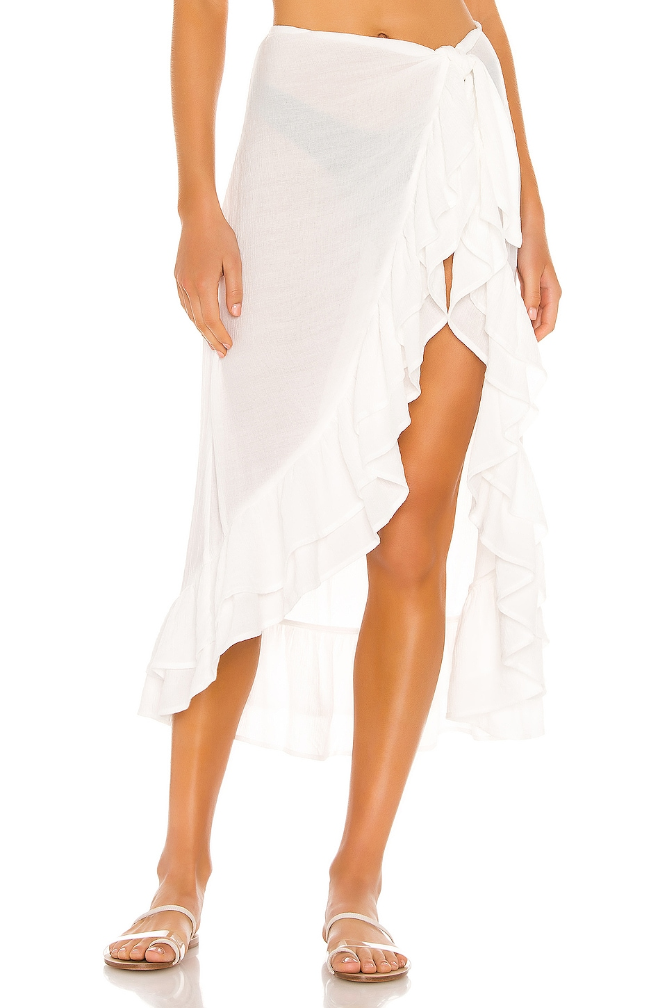 lovewave Lakeview Sarong in White