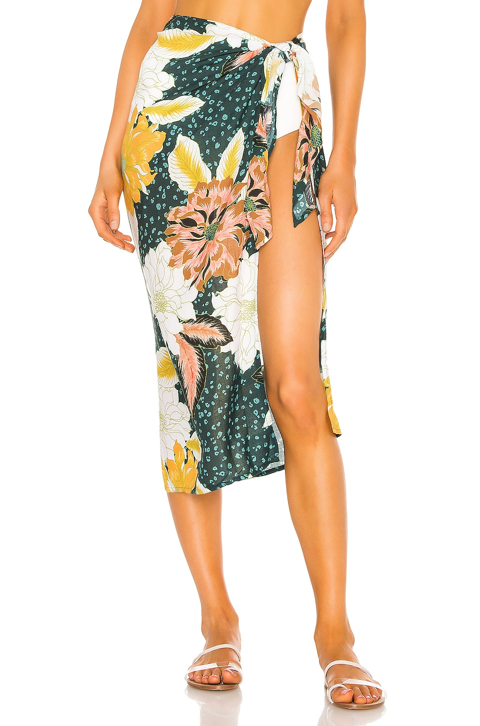lovewave The Bonbon Sarong in Jungle Tropics