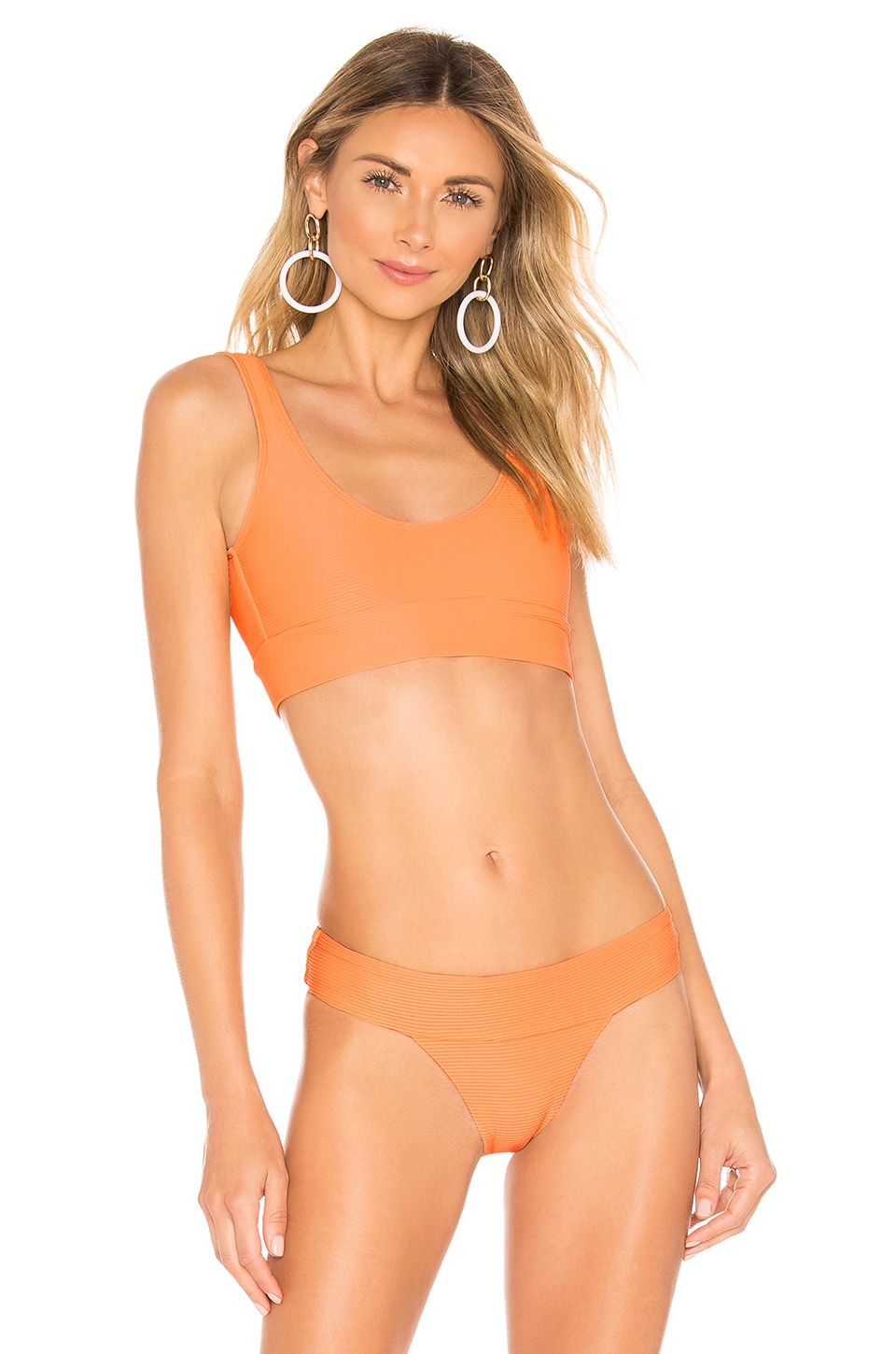 lovewave Penny Top in Apricot