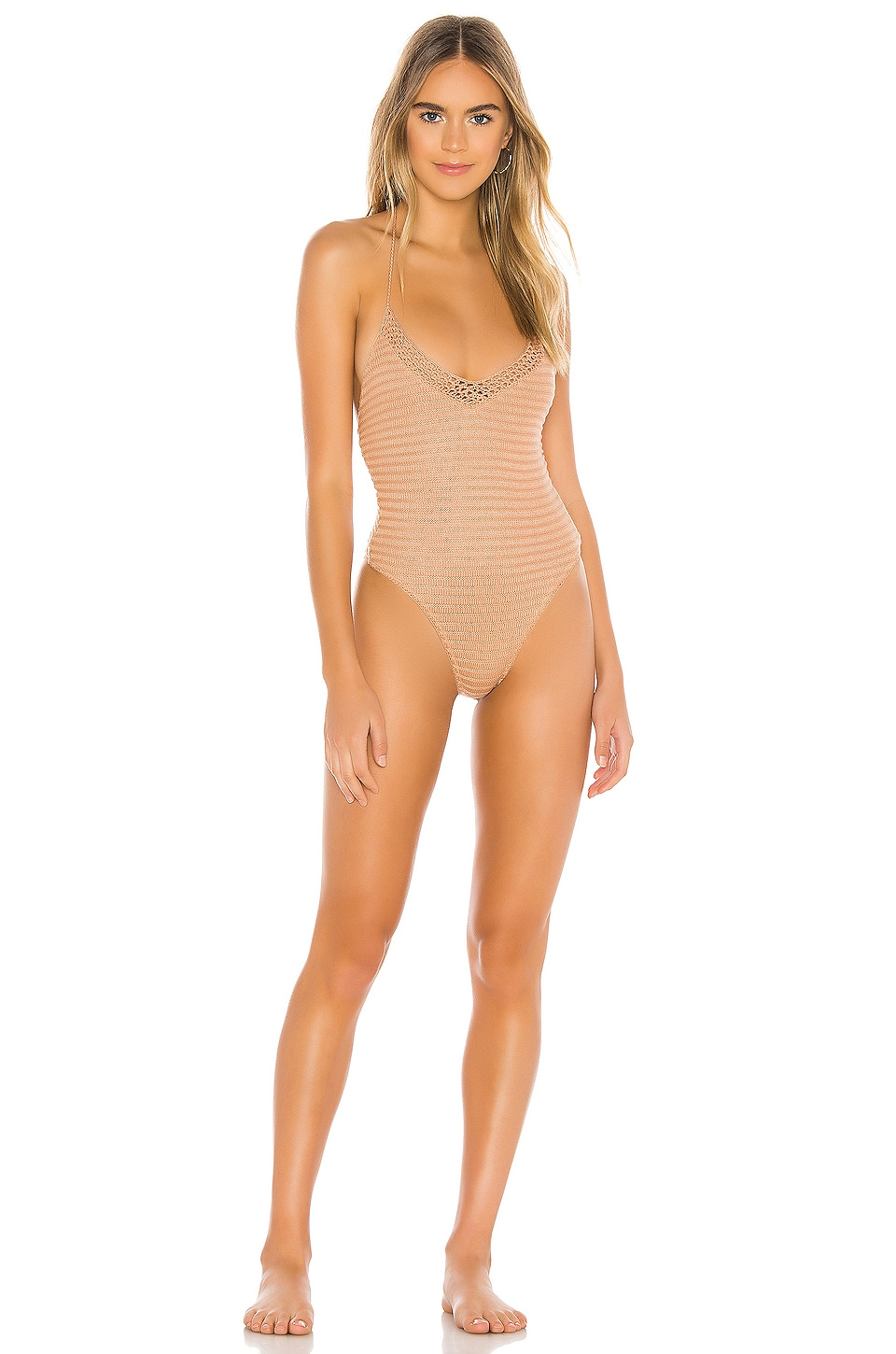 lovewave Bayside One Piece in Natural