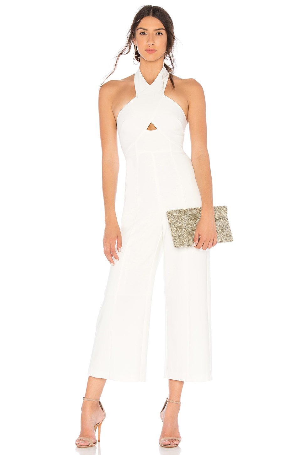 7b0dbc83e52 LIKELY Ria Jumpsuit in White