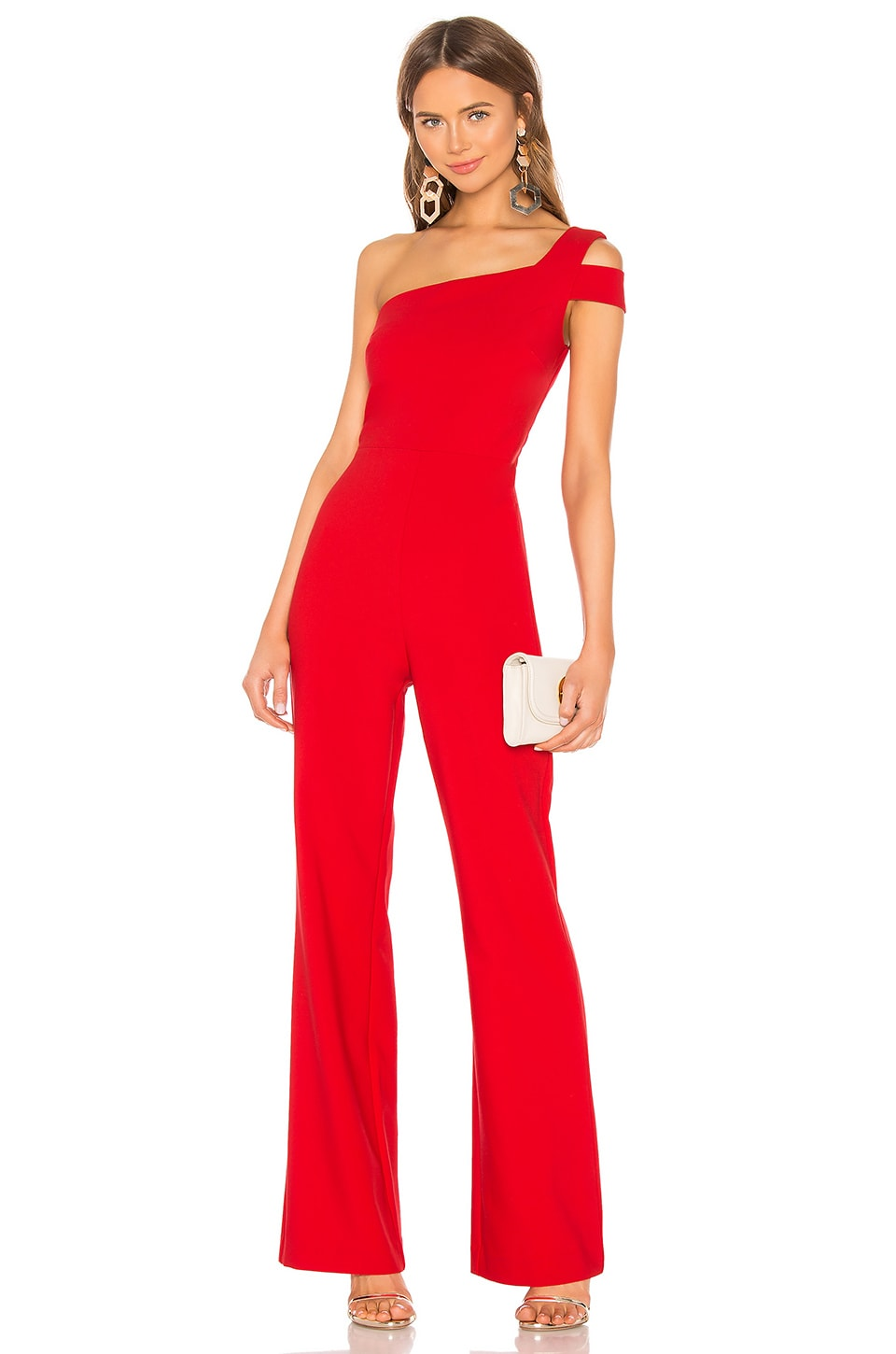 LIKELY Maxson Jumpsuit in Scarlet