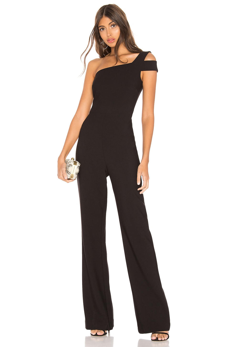 LIKELY Maxson Jumpsuit in Black