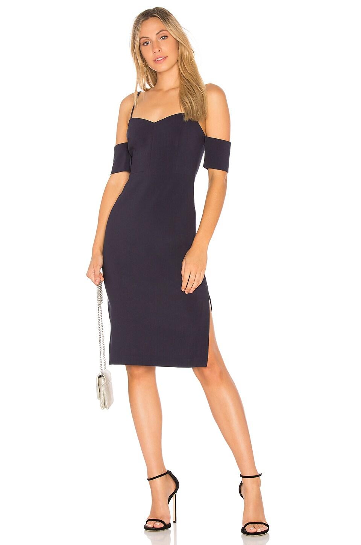 Arden Open Shoulder Dress