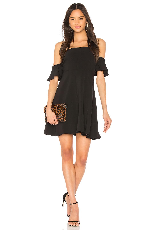 LIKELY Bellerose Dress in Black